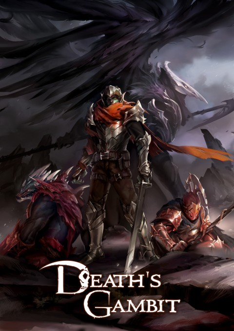 jaquette PlayStation 4 Death s Gambit