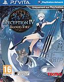 jaquette PS Vita Deception IV Blood Ties