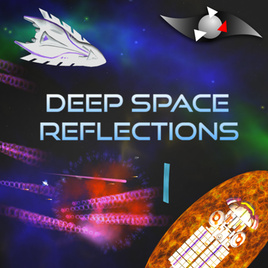 jaquette Mac Deep Space Reflections