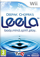 jaquette Wii Deepak Chopra s Leela