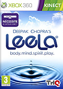 jaquette Xbox 360 Deepak Chopra s Leela