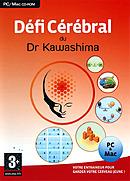 jaquette PC Defi Cerebral Du Dr Kawashima