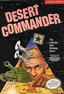 jaquette Nes Desert Commander