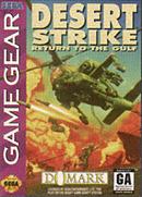 jaquette Game Gear Desert Strike Return To The Gulf