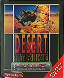 jaquette Lynx Desert Strike Return To The Gulf