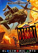 jaquette Megadrive Desert Strike Return To The Gulf