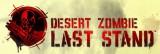 jaquette iOS Desert Zombie Last Stand