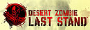 jaquette iPhone Desert Zombie Last Stand
