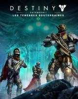 jaquette Xbox 360 Destiny Extension I Les Tenebres Souterraines