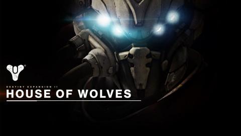 jaquette PlayStation 4 Destiny Extension II La Maison Des Loups