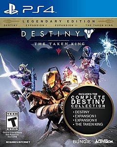 jaquette PlayStation 4 Destiny Extension III Le Roi Des Corrompus