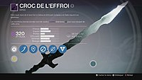 Destiny Le roi des corrompus screenshot croc de l effroi 320