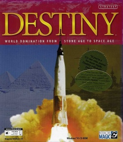 Destiny : World Domination From Stone Age To Space Age