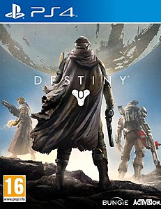 jaquette PlayStation 4 Destiny