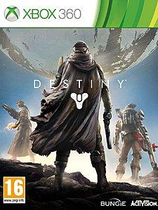 jaquette Xbox 360 Destiny