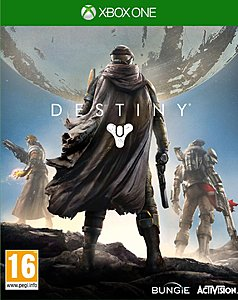 jaquette Xbox One Destiny