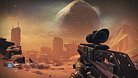 Destiny screenshot Mars 3
