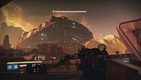 Destiny screenshot Mars 4