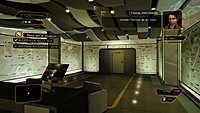 Deus Ex Human Revolution screenshot xbox360 9