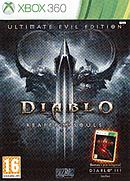 jaquette Xbox 360 Diablo III Ultimate Evil Edition