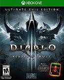 jaquette Xbox One Diablo III Ultimate Evil Edition