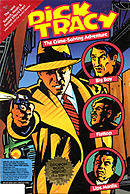 Dick Tracy : The Crime-Solving Adventure