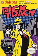 jaquette Nes Dick Tracy