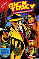 jaquette PC Dick Tracy