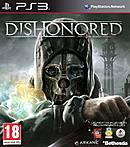 jaquette PlayStation 3 Dishonored