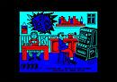 jaquette Amstrad CPC Dizzy Dice
