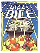jaquette Atari ST Dizzy Dice