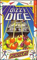 jaquette Commodore 64 Dizzy Dice