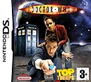 jaquette Nintendo DS Doctor Who