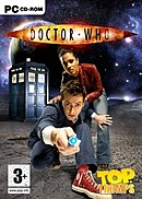 jaquette PC Doctor Who