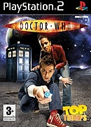 jaquette PlayStation 2 Doctor Who