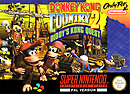 jaquette Super Nintendo Donkey Kong Country 2 Diddy s Kong Quest