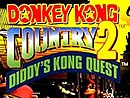 jaquette Wii Donkey Kong Country 2 Diddy s Kong Quest