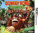 jaquette PC Donkey Kong Country Returns 3D
