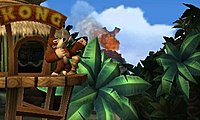 Donkey Kong Country Returns 3D 2