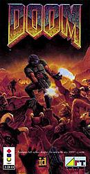 jaquette 3DO Doom