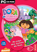 Dora l'Exploratrice : Au Pays des Contes de Fées