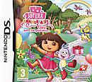 jaquette Nintendo DS Dora L Exploratrice Joyeux Anniversaire