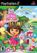 jaquette PlayStation 2 Dora L Exploratrice Joyeux Anniversaire