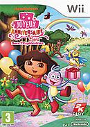 jaquette Wii Dora L Exploratrice Joyeux Anniversaire
