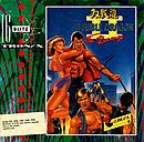 jaquette Amiga Double Dragon II The Revenge