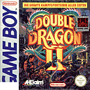 jaquette Gameboy Double Dragon II The Revenge