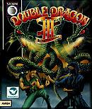 jaquette Amiga Double Dragon III The Sacred Stones