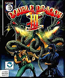 jaquette Amstrad CPC Double Dragon III The Sacred Stones