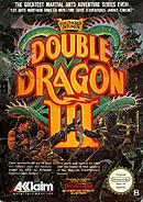 jaquette Atari ST Double Dragon III The Sacred Stones