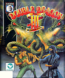 jaquette Commodore 64 Double Dragon III The Sacred Stones